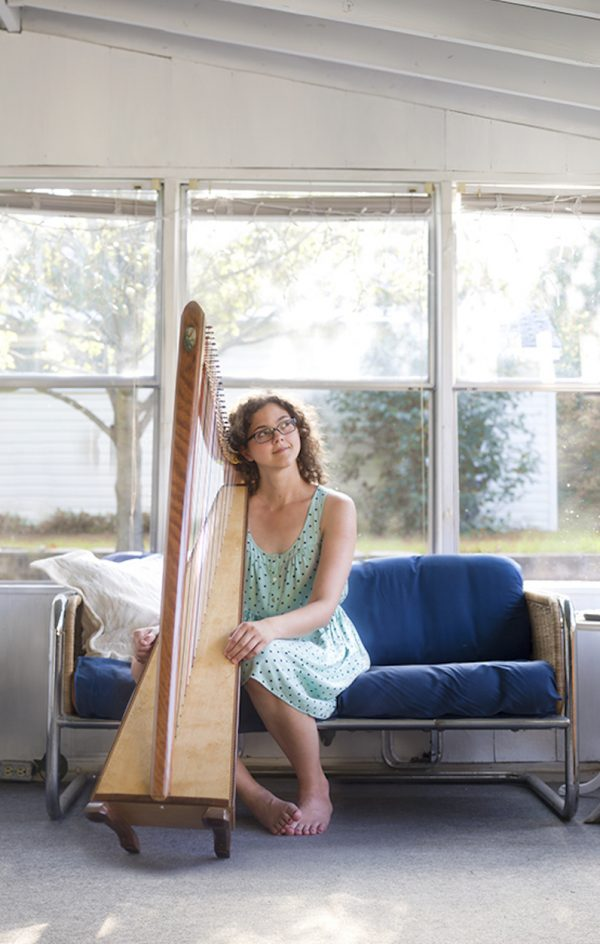 Pedal Harp or Celtic Harp? |