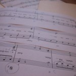 The art of making sheet music shorter