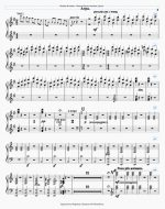 Russian Easter Overture Harp Page 4