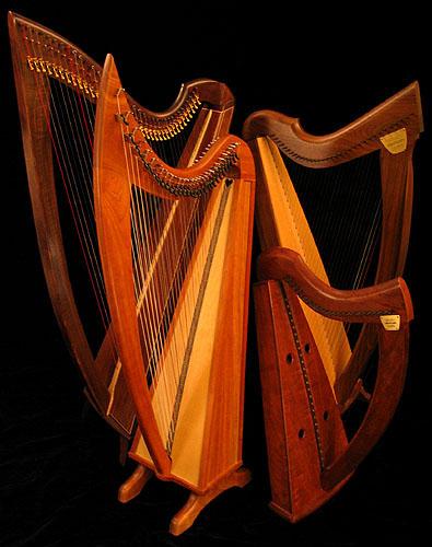 Folk Harps